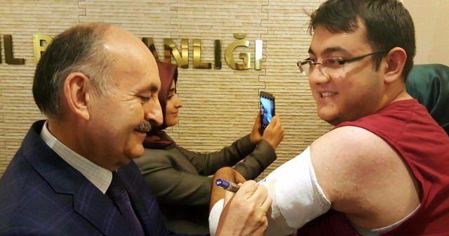 Bakan'dan 'başbakan olabilir' sözüne ilginç cevap