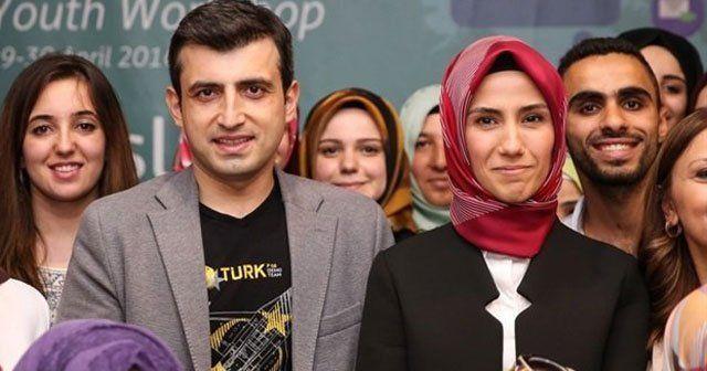 Davutoğlu, Sümeyye Erdoğan'ın nikah şahidi olacak