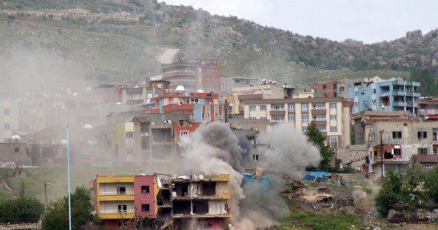 Şırnak'ta operasyon 2 mahallede yoğunlaştırıldı