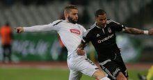 Beşiktaş Torku Konyaspor'a 2-1 yenildi