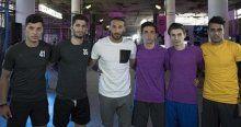 Beşiktaşlı futbolcular şampiyonluktan emin