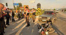 Düzce'de kaza, 1 yaralı