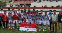 Ekvador'da oynanan maç 44-1 bitti