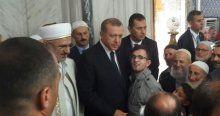 Erdoğan Kuran-ı Kerim okudu