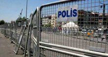 Gezi Parkı'nda önlem alındı