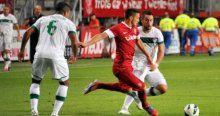 Hollanda Futbol Federasyonu Twente'yi küme düşürdü