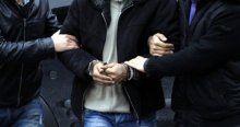 İzmir'de operasyon, 5 tutuklama