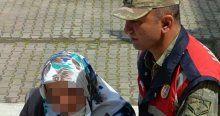 Karısı tarafından bıçaklanan yaşlı adam aldü