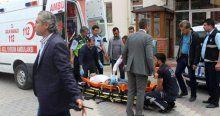 Kütahya'da pompalı tüfekli saldırı, 3 yaralı
