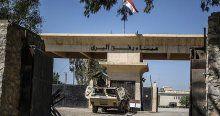 Mısır, Refah Sınır Kapısı'nı açacak