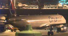 Onur Air uçağının kabin basıncı düştü, maskeleri açıldı
