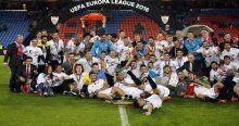 Sevilla üst üste 3. kez UEFA Avrupa Ligi şampiyonu oldu