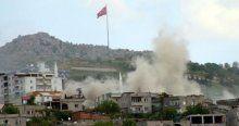 Şırnak'ın yüzde 95'i PKK'lılardan temizlendi