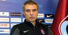 Trabzonspor'da Ersun Yanal gerginliği