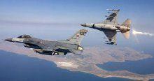 Uçaklar Kuzey Irak'ı bombaladı