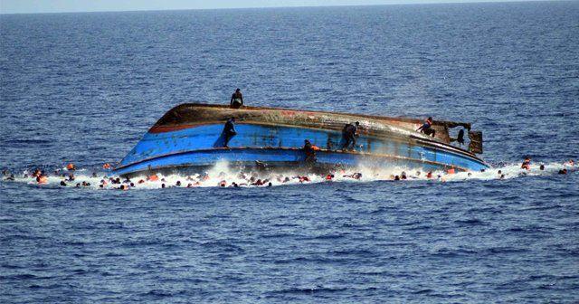 2 yılda Akdeniz'de boğulan göçmen sayısı!