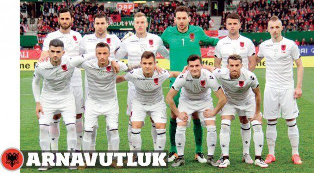 Arnavutluk - A Grubu - Euro 2016