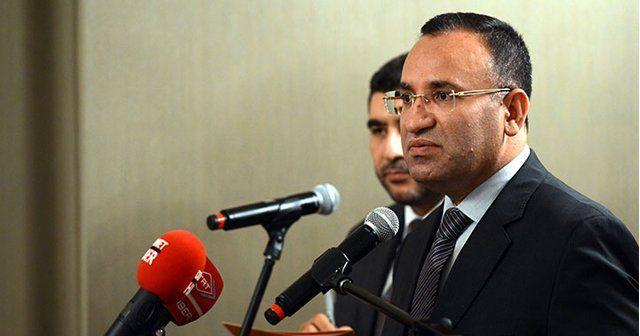 Bakan Bozdağ'dan infaz koruma memurlarına müjde