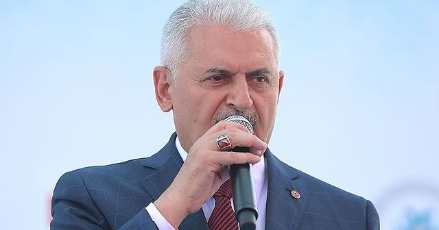Başbakan Yıldırım, 'Teröre cevabımızı daha fazla üreterek vereceğiz'