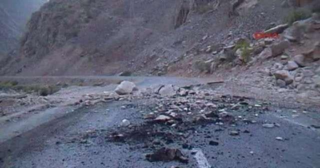 Çukurca'da patlama 1 ölü 1 yaralı