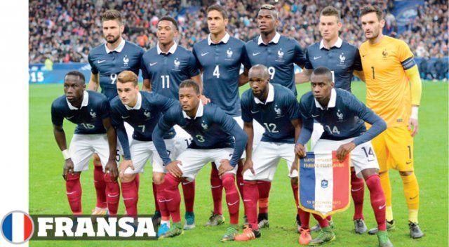 Fransa - A Grubu - Euro 2016