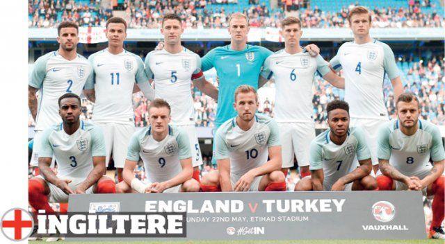 İngiltere - B Grubu - Euro 2016