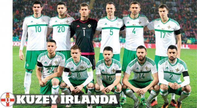 Kuzey İrlanda - C Grubu - Euro 2016