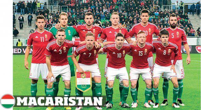 Macaristan - F Grubu - Euro 2016