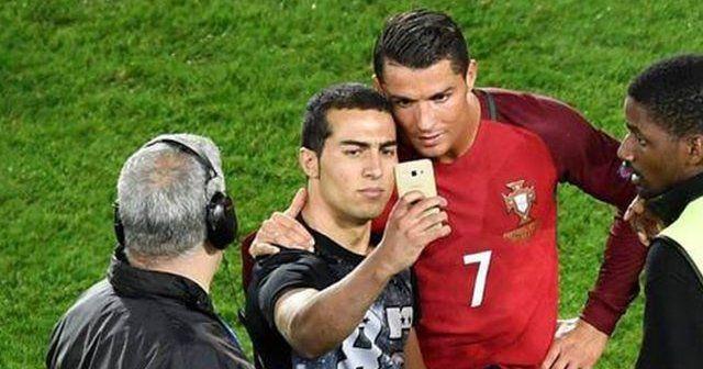 Ronaldo'nun selfiesi UEFA'yı harekete geçirdi