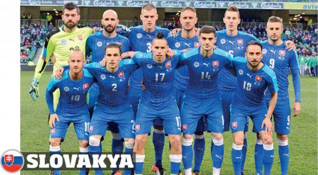 Slovakya - B Grubu - Euro 2016