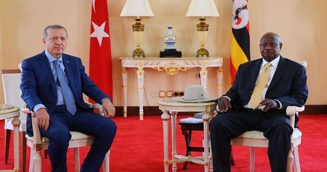Türkiye ile Uganda arasında işbirliği