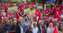 Almanya'daki Türklerden Ermeni tasarısına tepki