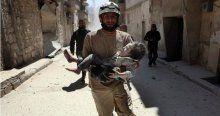 İşte Suriye'de bir ayda hayatını kaybeden sivil sayısı
