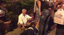Kadıköy'de tartışma kanlı bitti, 2 yaralı