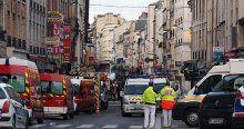 Paris banliyösünde yangın, 5 ölü