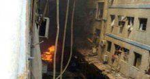 Şam'da ölü sayısı 20'ye yükseldi