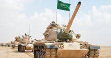 Suudi Arabistan'dan kara harekatı sinyali
