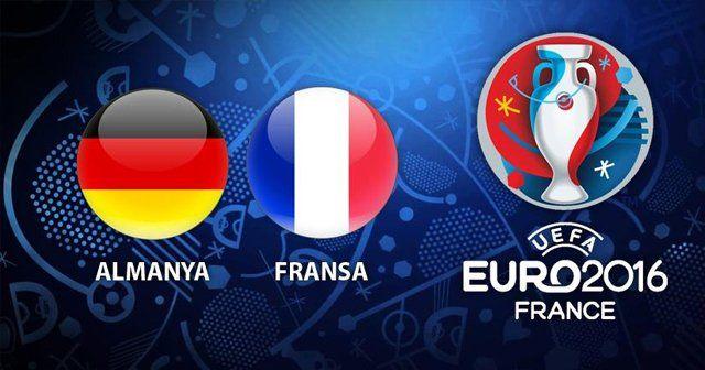 Almanya ile Fransa 28. kez karşılaşacaklar