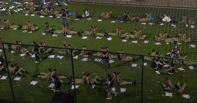 Muhafız Alayı'nda görevli 39 asker daha tutuklandı