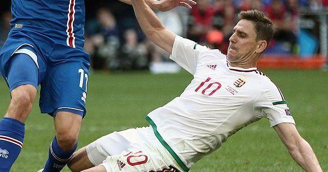 EURO 2016'nın en güzel golü Macar Gera'dan