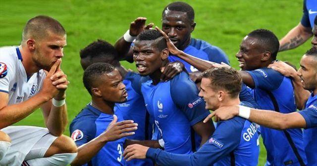 Fransa farklı kazandı