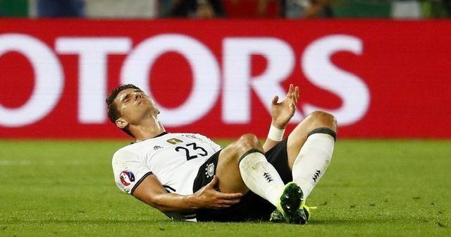 Gomez EURO 2016'yı kapattı
