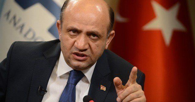 Milli Savunma Bakanı, 'Bildiri korsandır'