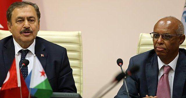 Türkiye Cibuti'de baraj yapacak