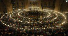 'Kadir Gecesi'nde camiler doldu taştı