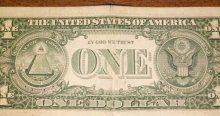 1 dolar bakın bu kez nereden çıktı