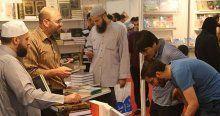 1. İstanbul Arapça Kitap Fuarı'na 6 günde 50 bin ziyaretçi