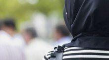 ABD'de başörtülü kadına çirkin saldırı
