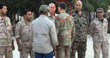ABD'li general YPG'yi ziyaret etmişti