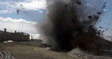 Afganistan'da korkutan patlama